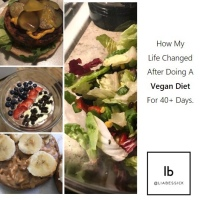 How my life changed after doing a vegan diet for 40+ days.